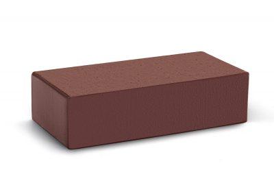 Кирпич лицевой полнотелый Шоколад