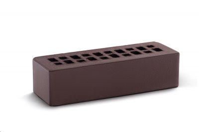Кирпич лицевой 0,7 Темный шоколад