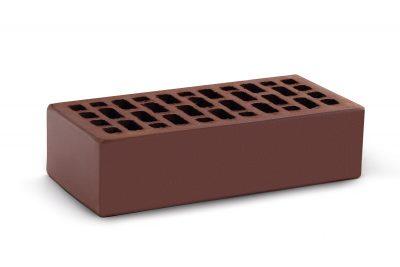 Кирпич лицевой 1,0 Шоколад