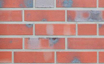 Кирпич клинкерный пустотелый Roben Newcastle гладкий, 240*115*52 мм