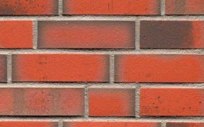 Клинкерная фасадная плитка Feldhaus Klinker R788 planto ardor venito, 240*71*9 мм