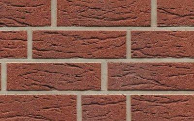 Клинкерная фасадная плитка Feldhaus Klinker R555 terra antic mana, 240*71*9 мм