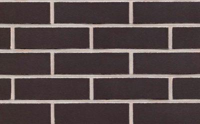Клинкерная фасадная плитка Feldhaus Klinker R700 anthracit liso, 240*71*9 мм