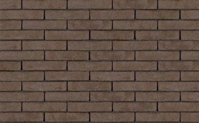 Кирпич облицовочный ручной формовки Terca Bruin (ILUZO PAGUS BRUIN), 238*88*48 мм
