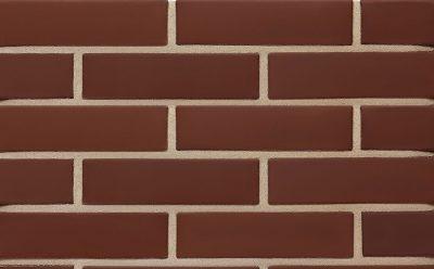 Кирпич лицевой керамический пустотелый КС-Керамик шоколад гладкий, 250*85*65 мм