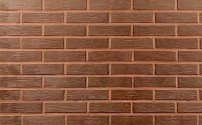 Кирпич керамический пустотелый Lode Vecais Brunis ретро, 250*60*65 мм