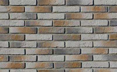 Облицовочный камень White Hills Бергамо брик цвет 370-80