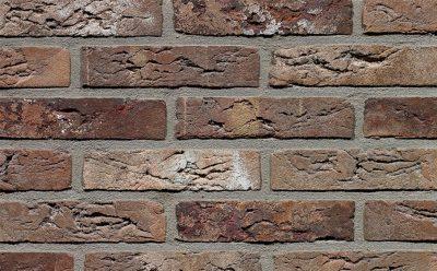 Кирпич облицовочный ручной формовки Terca Lapis (Lapis Handvorm WF), 210*100*50 мм