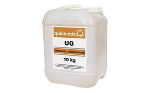 Универсальная грунтовка quick-mix UG, 10 кг
