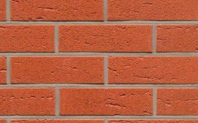 Клинкерная фасадная плитка Feldhaus Klinker R487 terreno rustico, 240*71*9 мм
