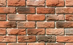 Облицовочный камень White Hills Бремен брик цвет 306-50