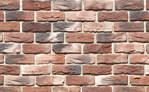 Облицовочный камень White Hills Бремен брик цвет 306-70