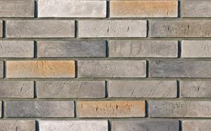 Облицовочный камень White Hills Терамо брик цвет 350-80
