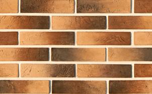 Облицовочный камень White Hills Терамо брик цвет 353-40
