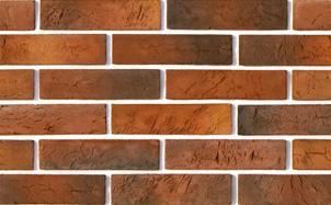 Облицовочный камень White Hills Терамо брик цвет 353-70