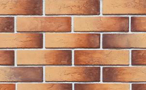Искусственный облицовочный камень White Hills Терамо брик 2 цвет 364-40