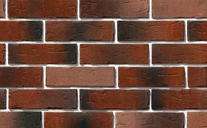Облицовочный камень White Hills Сити брик цвет 375-70