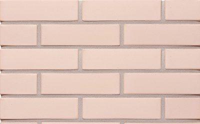 Кирпич лицевой керамический пустотелый КС-Керамик белый гладкий, 250*120*65 мм