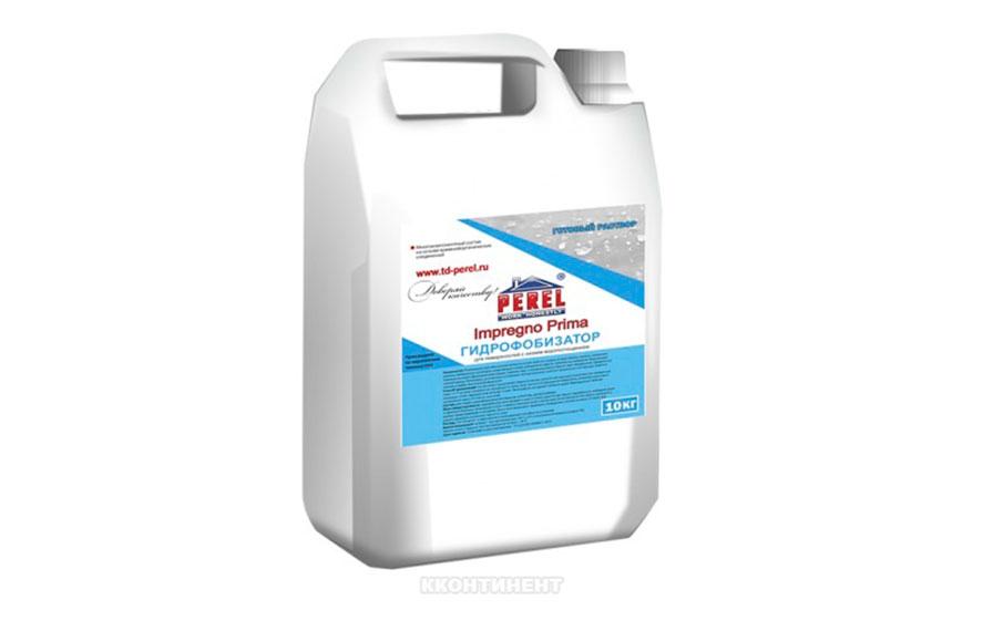 Гидрофобизатор Perel Impregno Prima, 10 кг
