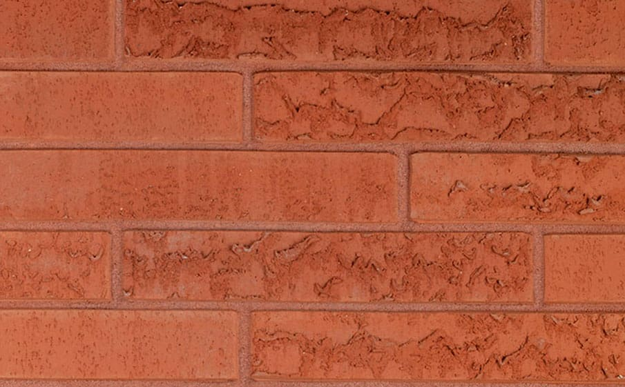 Кирпич облицовочный ручной формовки Terca Marono Rood, 288*88*48 мм