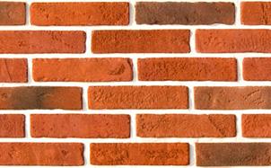 Облицовочный искусственный камень White Hills Йорк Брик цвет 335-70