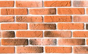 Облицовочный искусственный камень White Hills Йорк Брик цвет 336-50