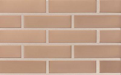 Кирпич лицевой керамический пустотелый КС-Керамик Камелот шоколад гладкий, 250*85*65 мм