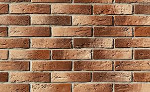 Облицовочный искусственный камень White Hills Дерри Брик цвет 388-40