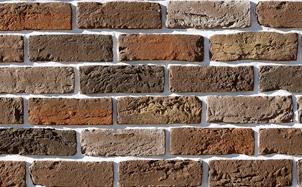 Облицовочный камень White Hills Бремен брик цвет 309-60