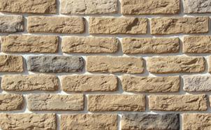 Облицовочный камень White Hills Брюгге брик цвет 315-20