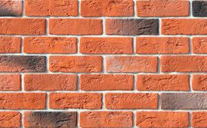 Облицовочный камень White Hills Кельн брик цвет 320-50