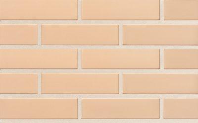 Кирпич лицевой керамический пустотелый КС-Керамик Камелот гляссе гладкий, 250*120*65 мм