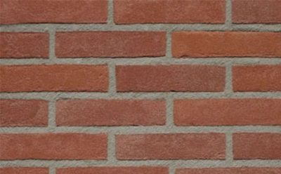Кирпич облицовочный ручной формовки Terca Rood Grijs Hardgrauw, 210*100*50 мм