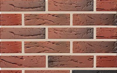 Кирпич лицевой керамический пустотелый КС-Керамик Аренберг кора дерева, 250*120*88 мм