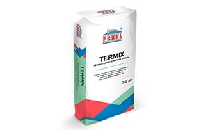 Штукатурно-клеевая смесь PEREL Termix 5319 зимняя, 25 кг