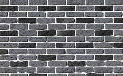 Облицовочный камень White Hills Брюгге брик цвет 318-80R