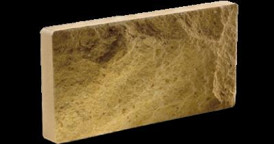 Цокольная плитка малая желтая