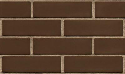 Кирпич лицевой керамический полнотелый ЛСР коричневый гладкий 250*120*65 мм
