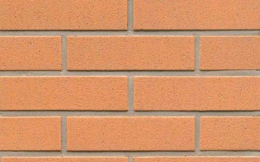 Клинкерная фасадная плитка Feldhaus Klinker R206 nolani liso rosso, 240*71*9  мм