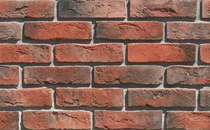 Облицовочный камень White Hills Лондон брик цвет 300-70