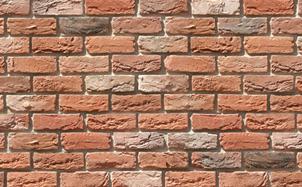 Облицовочный камень White Hills Бремен брик цвет 305-50