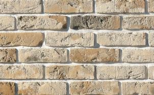 Облицовочный камень White Hills Лондон брик цвет 304-10