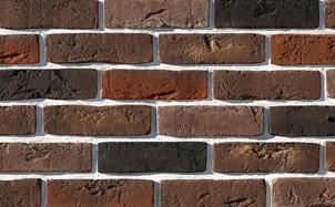Облицовочный камень White Hills Лондон брик угловой элемент цвет 304-65