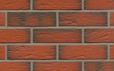 Клинкерная фасадная плитка Feldhaus Klinker R343 ardor senso, 240*71*9 мм