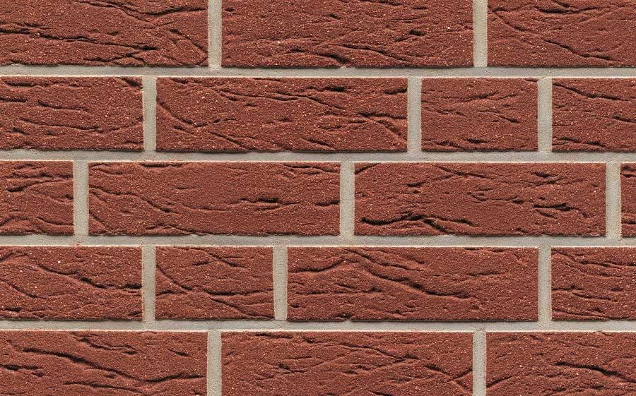 Клинкерная фасадная плитка Feldhaus Klinker R535 terra mana, 240*71*9 мм