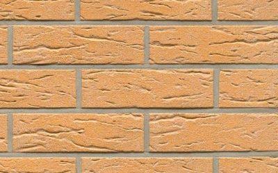 Клинкерная фасадная плитка Feldhaus Klinker R266 nolari mana, 240*71*9  мм