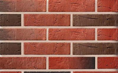 Кирпич лицевой керамический полнотелый КС-Керамик Аренберг ручная формовка, 250*120*65 мм