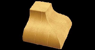 Угловой фасонный  элемент КАРНИЗНЫЙ наружний