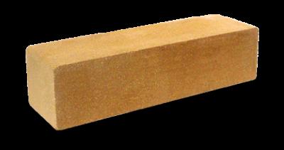 Кирпич узкий колотый/ гладкий сл.кость