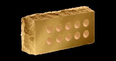 Кирпич стандартный  пустотелый Скала тычковый  сл.кость